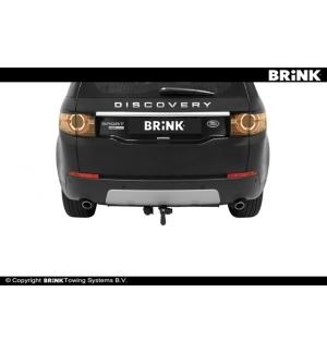 Gancio estraibile BMA Land Rover DISCOVERY SPORT - 2015