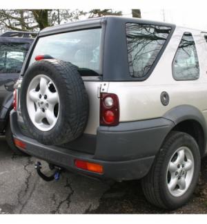 Gancio estraibile BMC Land Rover FREELANDER - 1998 2007