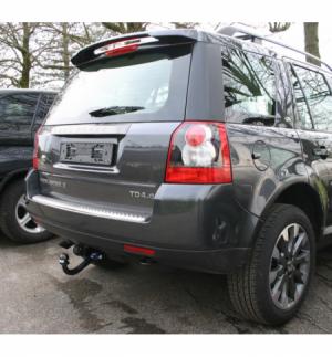 Gancio estraibile BMA Land Rover FREELANDER 2 - 2006 2012