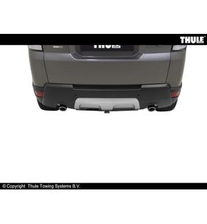 Gancio estraibile BMA Land Rover RANGE ROVER - SPORT 2013
