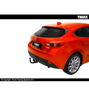 Gancio verticale BMU Mazda 3 - 2013