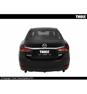 Gancio estraibile BMA Mazda 6 - BERLINA 2013