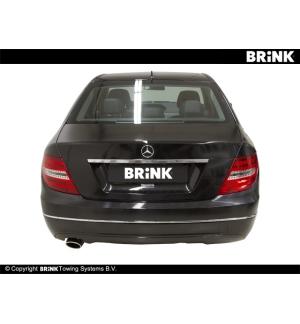 Gancio estraibile BMA Mercedes CLASSE C - BERLINA 2007 2014