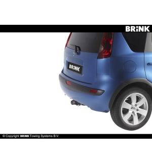 Gancio estraibile BMC Nissan NOTE - 2006 2013
