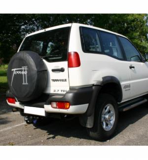 Gancio estraibile BMC Nissan TERRANO II - 1993