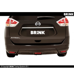 Gancio verticale BMU Nissan X-TRAIL - 2014