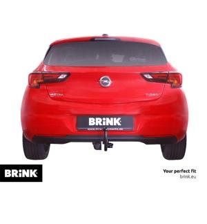 Gancio estraibile BMA Opel ASTRA - BERLINA 2015
