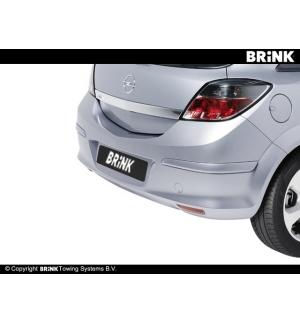 Gancio estraibile BMA Opel ASTRA - BERLINA 2004 2009