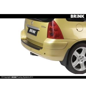 Gancio estraibile BMC Peugeot 307 - SW 2002 2009