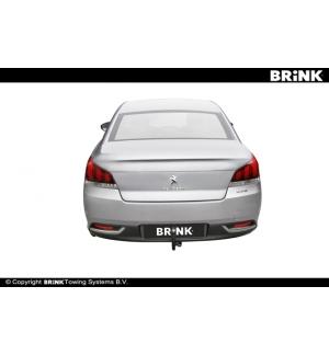 Gancio estraibile BMA Peugeot 508 - BERLINA 2011