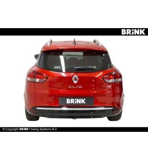 Gancio estraibile BMA Renault CLIO - SW 2013