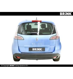 Gancio estraibile BMA Renault MEGANE - BERLINA 2009 2015
