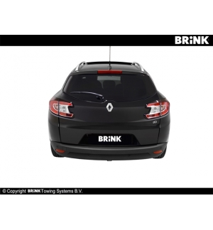 Gancio estraibile BMA Renault MEGANE - SW 2003 2009