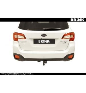 Gancio estraibile BMA Subaru OUTBACK - 2015