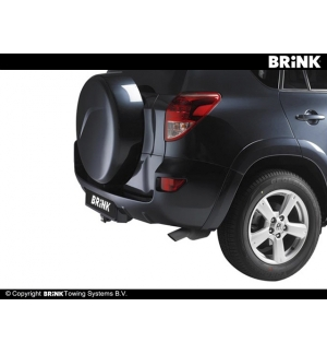 Gancio estraibile BMA Toyota RAV4 - 2006 2012