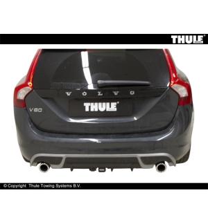 Gancio estraibile BMA Volvo V60 - 2010