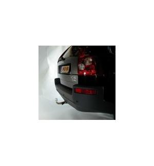 Gancio estraibile BMC Volvo XC90 - 2004 2015