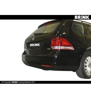 Gancio estraibile BMA Volkswagen GOLF VI - VARIANT 2009 2013