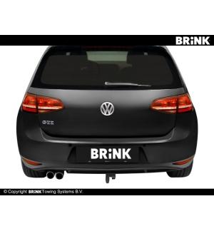 Gancio estraibile BMA Volkswagen GOLF VII - VARIANT 2013