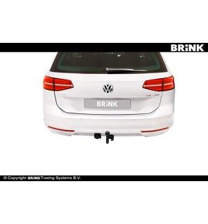 Gancio estraibile BMA Volkswagen PASSAT - VARIANT 2014