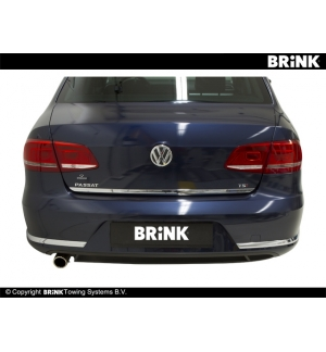 Gancio estraibile BMA Volkswagen PASSAT - VARIANT 2010 2014