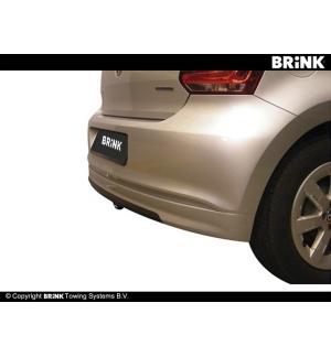 Gancio estraibile BMA Volkswagen POLO - CROSS 2010 2014