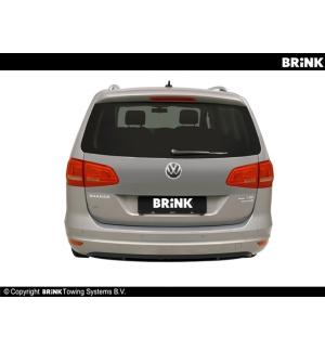 Gancio estraibile BMA Volkswagen SHARAN - 2010