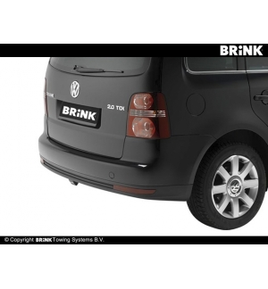 Gancio estraibile BMA Volkswagen TOURAN - 2007 2015