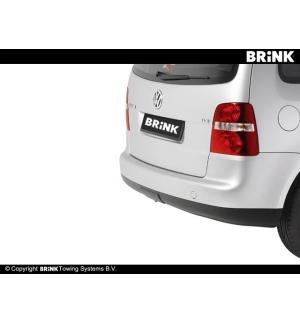 Gancio estraibile BMA Volkswagen TOURAN - 2003 2007