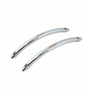 Barrette leva cambio 145x27m cromate in alluminio