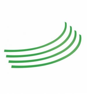 rim-stickers adesivi per ruote 17-20 verde