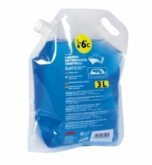 Detergente cristalli 3000ml. (-6 c) sacchetto con manico