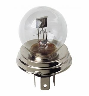 Lampada asimm.12v 45/40w p45t scatola