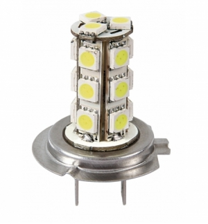Cp.lampade h7 multiled 12v 18 led smd