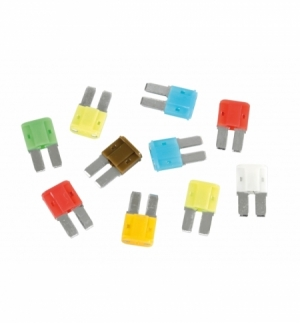 Cart.fusibili lamellari micro-due, 10pz