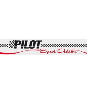 Fasce parasole pilot sport action fluorescenti