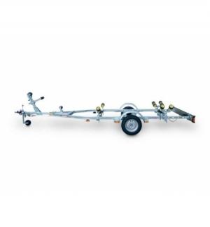 Carrello rimorchio trasporto imbarcazioni N750B-R