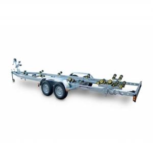 Carrello rimorchio trasporto imbarcazioni N2700-R