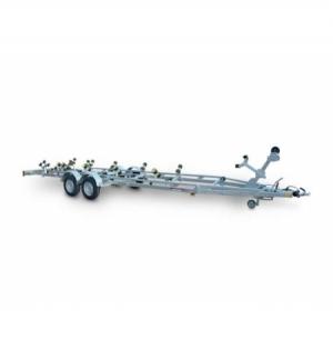 Carrello rimorchio trasporto imbarcazioni N3500-R