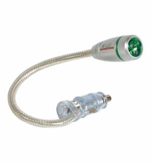 Laser-led 3-12v.verde