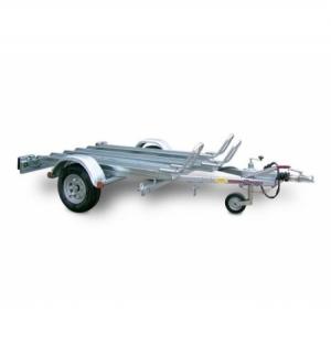 Carrello rimorchio trasporto moto TM6