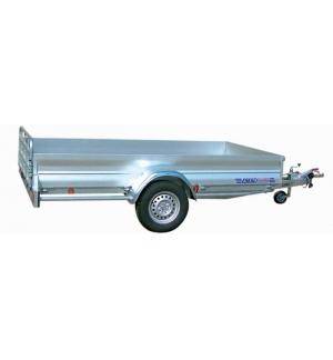 Carrello rimorchio trasporto cose PT750T