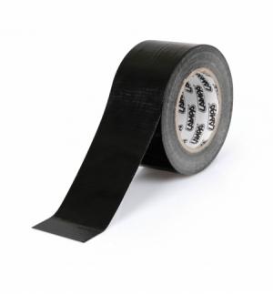 Nastro adesivo tipoamericano 5cm x 25m nero