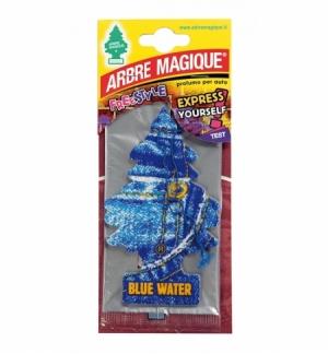 """Arbre magique""""blue water"""" """"fresh jeans"""""""