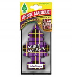 """Arbre magique""""tartan cologne"""