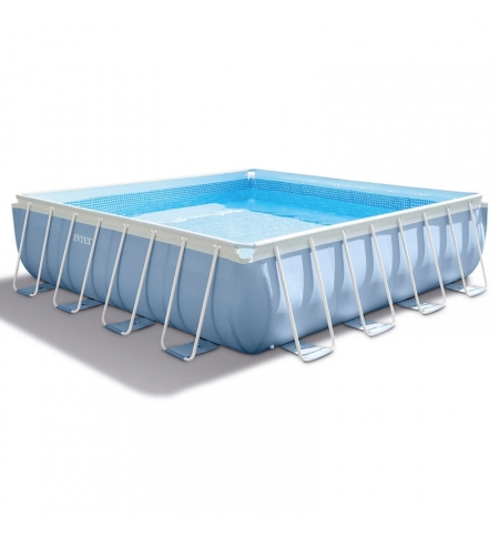 Piscina intex ultra frame 4 88 x 4 88 h 1 22 m vannucchi for Piscine intex ultra frame 4 88x1 22