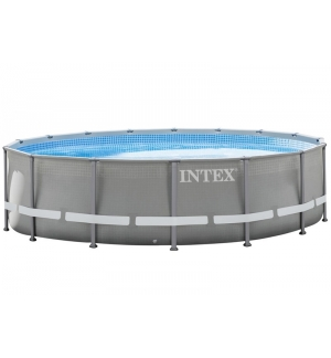 Piscina Intex Ultra Frame Ø 5,49 h 1,32 m