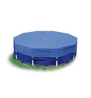 INTEX Telo di copertura per piscine frame diametro cm 305